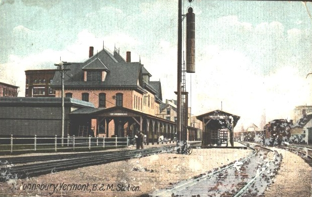 Railroad Station