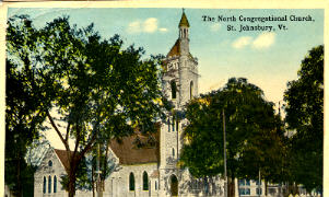 North Cong. Church