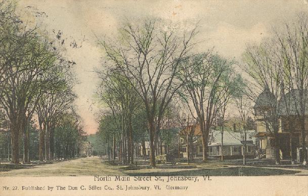 North Main Street