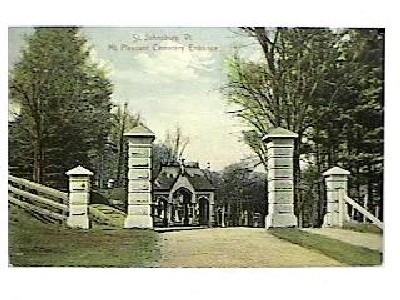 Mt. Pleasant Cemetery