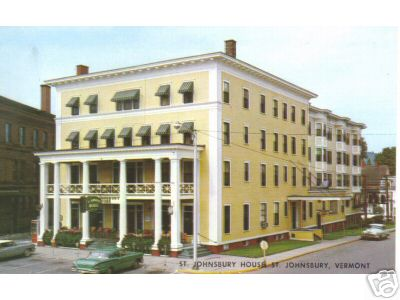 Saint Johnsbury House