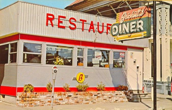Bricketts Diner