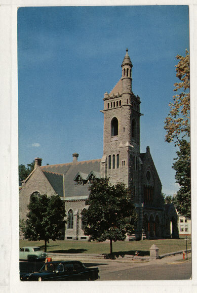 North Cong. Church
