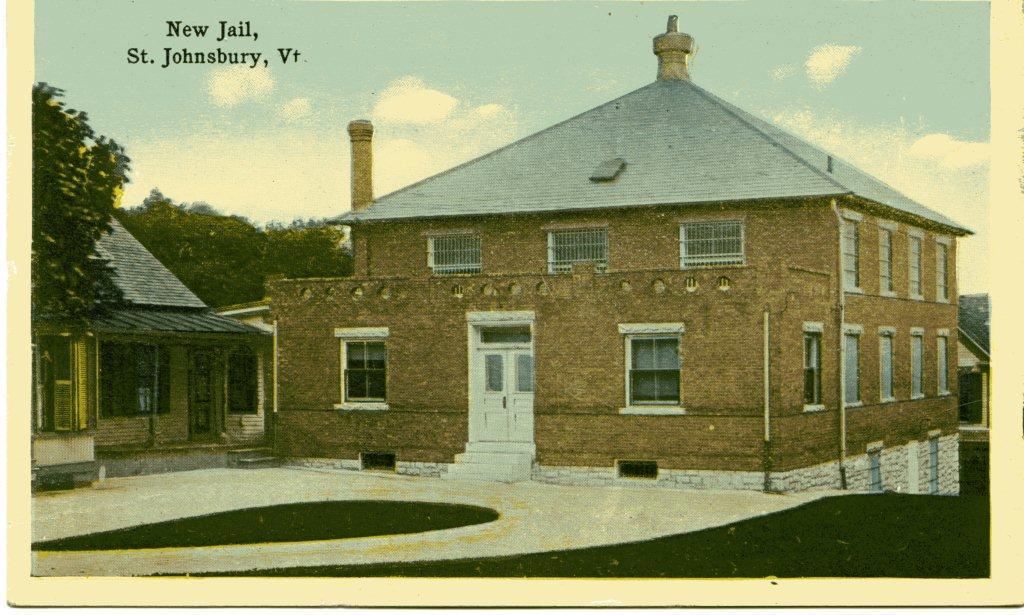St. Johnsbury Jail