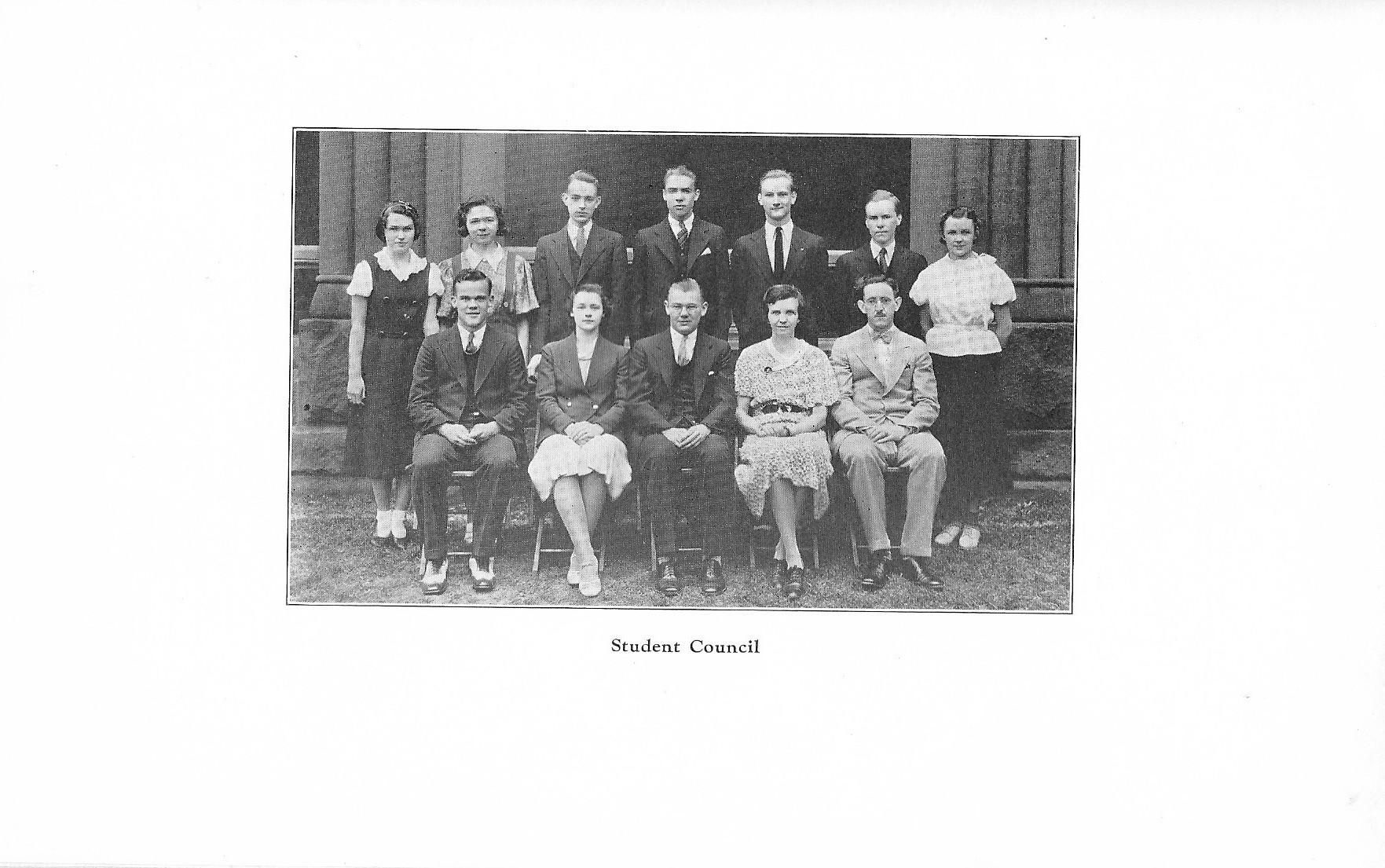 - 1933-STJA-Student-Council